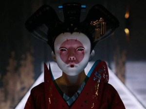 """Bí ẩn đằng sau quy trình tạo nên Robot Geisha ma mị trong """"Vỏ bọc ma"""""""