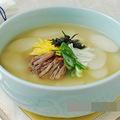 Bếp Eva - Canh bánh gạo kiểu Hàn