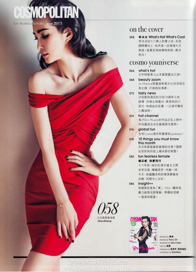 Kiều nữ của làng nghệ Hoa ngữ trong những trang phục hàng hiệu của Gucci