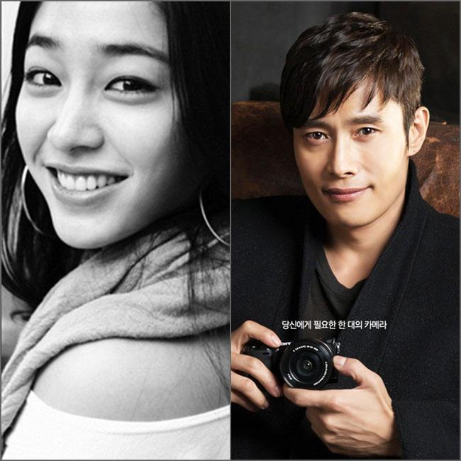 Mới đây, một trong tứ đại thiên vương của màn ảnh Hàn Lee Byung Hun tuyên bố anh sẽ kết hôn cùng nữ diễn viên khả ái Lee Min Jung.