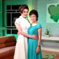 Thảo Vân khoe sắc cùng Lâm Chi Khanh