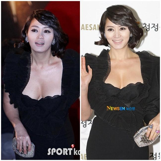 Nữ diễn viên Kim Hye Soo mới đây vừa được một tổ chức khảo sát đường hố bầu chọn là Ngôi sao quyến rũ nhất Hàn Quốc.