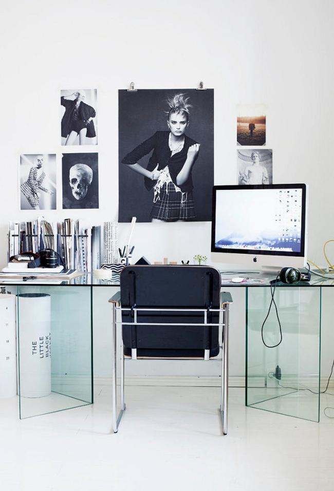 Xu hướng décor năm nay dành nhiều ưu ái cho những màu sắc trung lập, đặc biệt là hai màu cổ điển đen và trắng.