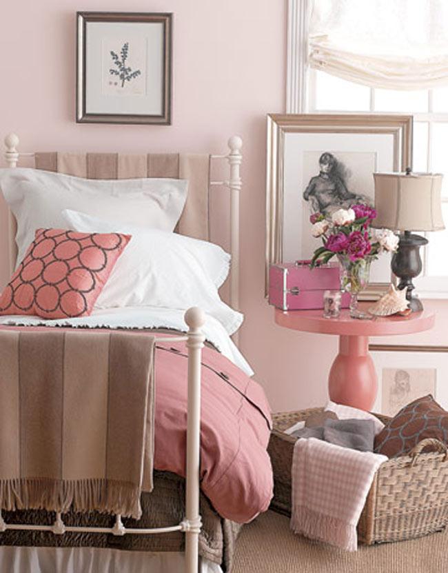 Màu hồng đem lại nguồn năng lượng yêu thương rất dồi dào.