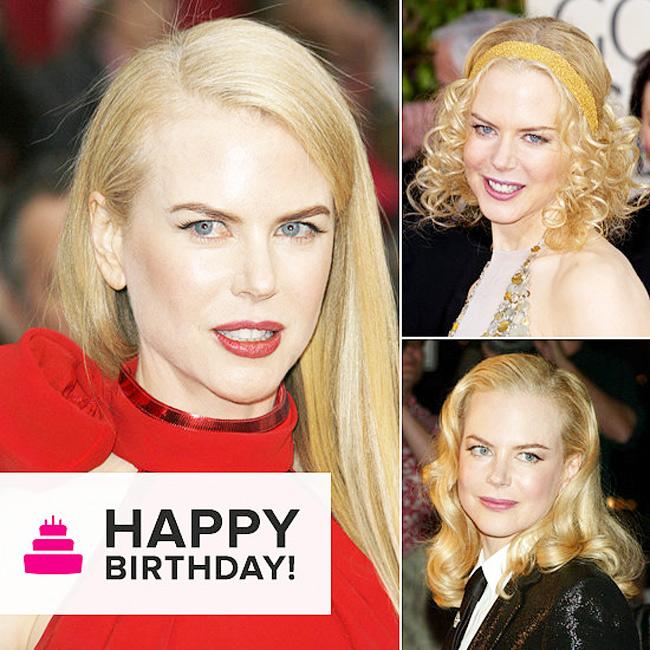 Nicole Kidman lần đầu tiên xuất hiện trên màn ảnh năm 1983 khi mới tròn 16 tuổi. 30 năm sau, nhan sắc đó vẫn rạng ngời, trẻ trung, dù người phụ nữ ấy đã bước sang tuổi 46. Bí mật của người đàn bà không tuổi này chính là tránh nắng tuyệt đối (Nicole nổi tiếng là người sợ nắng) những kiểu tóc có một không hai. Chúc mừng sinh nhật Nicole và cùng điểm lại 10 kiểu tóc đáng nhớ nhất của nàng thiên nga nước Úc.