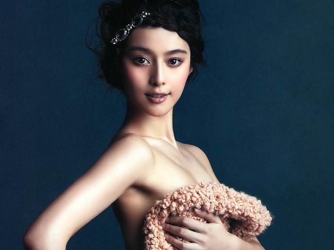 Phạm Băng Băng vốn được báo giới Trung Quốc và nước ngoài luôn săn đón bởi vẻ đẹp gần như tuyệt mĩ của cô...