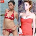 Làm đẹp - Sao Việt trước và sau 'nghi án' nâng ngực