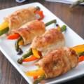Bếp Eva - Thịt gà cuộn rau củ lạ miệng