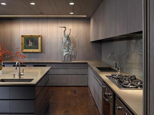 Phòng bếp nhỏ hẹp