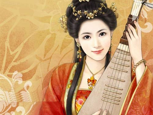 Ả kỹ nữ Cao Hồng khiến nhà Đường lao đao.