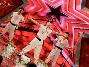 Võ sư người Việt gây sốt tại Asias Got Talent