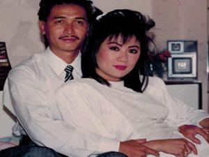 Nguyễn Hưng khoe ảnh tình cảm với vợ thời trẻ