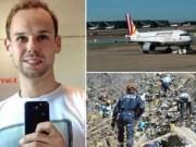 Cơ phó Airbus A320 từng nghiên cứu cách tự sát trên mạng