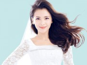 Làng sao - U40 Lưu Đào làm cô dâu xinh ngất ngây