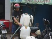 Tin tức - Kỳ lạ nghề bán… nước biển ở Sài Gòn