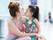 """Làng sao - HH Jennifer Chung khoe em gái """"chênh lệch tuổi tác"""""""