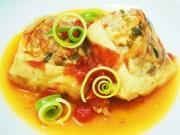 Bếp Eva - Đậu nhồi thịt sốt cà chua giản dị mà ngon