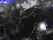 Tin tức - Siêu bão Maysak giật cấp 14 có khả năng vào biển Đông