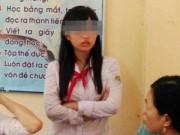 Tin tức - An Giang: Làm rõ vụ một học sinh thường xuyên bị đánh hội đồng