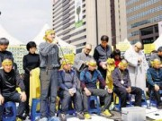 Vụ chìm phà Sewol: Sẽ cho trưng cầu ý kiến