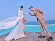 Eva Yêu - Bộ ảnh cưới ngọt ngào của cặp đôi cùng nghề, cùng tuổi