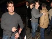 Tom Cruise tươi rói sau tin bỏ bê Suri hơn 1 năm