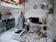Nhà đẹp - Hóa giải phong thủy xấu tại chung cư 100 triệu ở Bình Dương