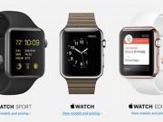 Eva Sành điệu - Apple Watch cháy hàng trong vòng 6 tiếng