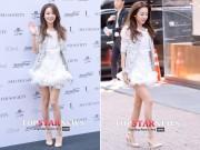Dara (2NE1) 31 tuổi vẫn trẻ như gái teen