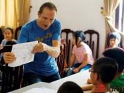 Tin tức - Lớp tiếng Anh miễn phí của cựu binh Mỹ tại Hà Nội