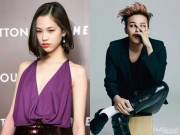 """""""Bạn gái tin đồn"""" chối bỏ G-Dragon trên truyền hình"""