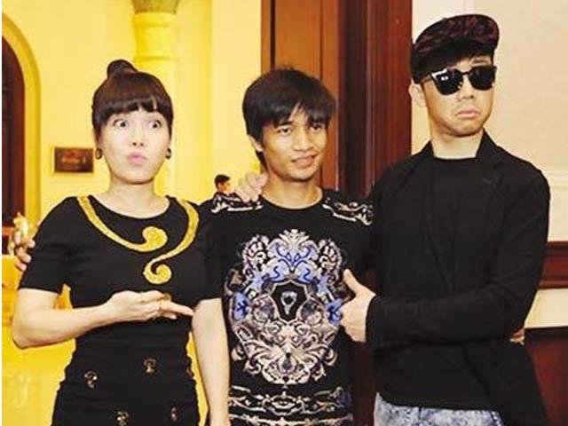 MC Trấn Thành bức xúc vì bị chỉ trích chụp hình cùng Lệ Rơi