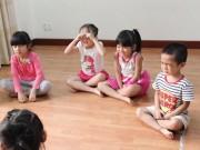 Đổ xô cho con học kỹ năng sống trước khi vào lớp 1