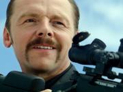 """Xem & Đọc - Simon Pegg vào vai sát thủ trong """"Ba lần chết hụt"""""""