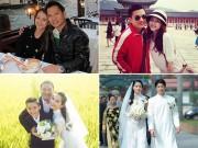 """Làng sao - Sao Việt tìm thấy hạnh phúc sau khi """"đi bước nữa"""""""