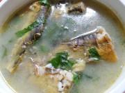 Canh cá bò nấu mẻ dân dã mà ngon
