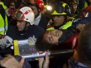 Nepal: Giải cứu cô gái bị chôn vùi cùng 3 thi thể