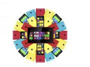 Eva Sành điệu - Lộ thông số kỹ thuật hai siêu phẩm Windows Phone Lumia cao cấp