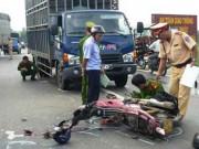 Tin tức - Sắp hết nghỉ lễ, người chết vì tai nạn tăng đột biến