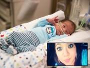 Làm mẹ - Em bé chào đời từ bụng người mẹ đã chết não gần 2 tháng