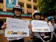 Tin tức - Mỗi năm gần 2.000 trẻ em tử vong vì tai nạn giao thông