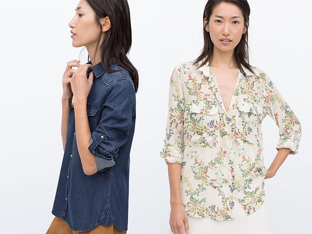 Những chiếc áo chống nắng có sẵn trong tủ đồ của bạn