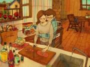 """Eva Yêu - Bộ ảnh """"Tình yêu là những điều bình dị"""" hút hồn cư dân mạng"""