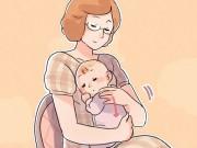 6 cách đơn giản giúp mẹ luôn thừa sữa