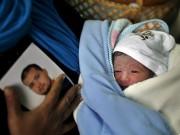 Làm mẹ - Em bé chào đời từ tinh trùng người cha đang ngồi tù