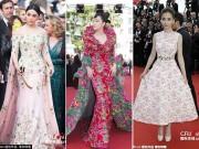 Làng sao - Sao Hoa ngữ đẹp rạng ngời tại Cannes 2015
