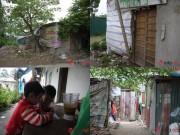 """Nhà đẹp - Điểm mặt các """"khu ổ chuột"""" giữa lòng Thủ đô Hà Nội"""