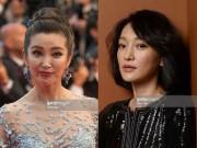 Làm đẹp - 'Bộ mặt' thật của sao Hoa ngữ khi không photoshop