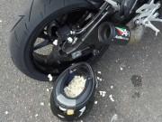 Clip Eva - Nổ bỏng ngô bằng ống bô xe máy
