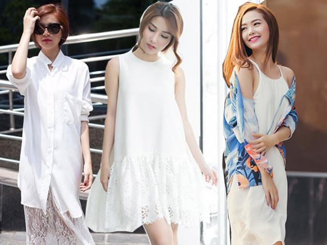 4 kiểu váy hè đẹp và mát mọi cô gái nên mua